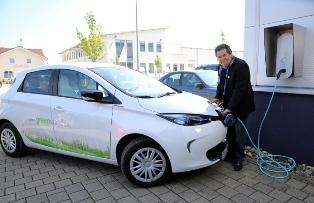 E-Car für atelier damböck